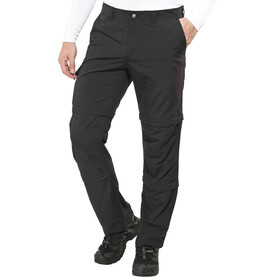 Maier Sports Saale Triple Zip Off Pants Men Regular black